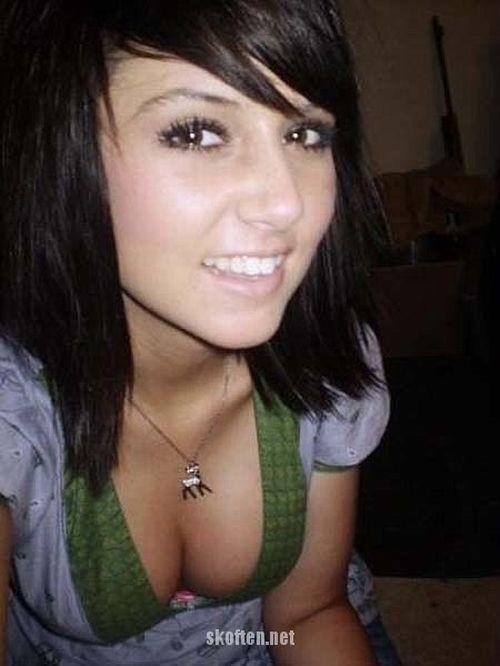 Подборка девушек с большой грудью 6 фото