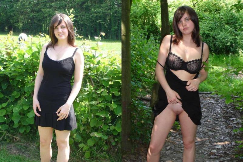 Подборка развратных девушек в одежде и в стиле НЮ 13 фото