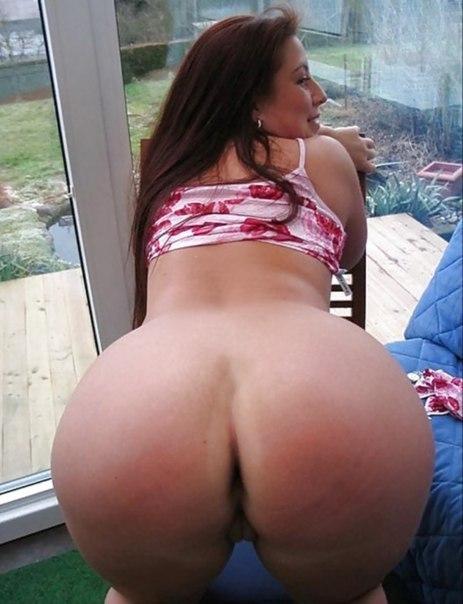Дамочки оголили свои огромные дойки и большие задницы в домашней обстановке 29 фото