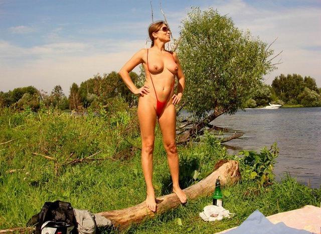 Эро снимки похотливых жен с опытом на природе и дома 1 фото