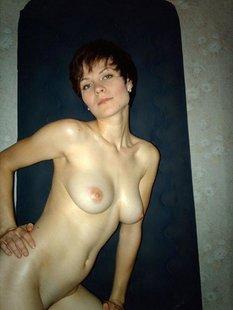 Подборка эротических снимков русских домохозяек