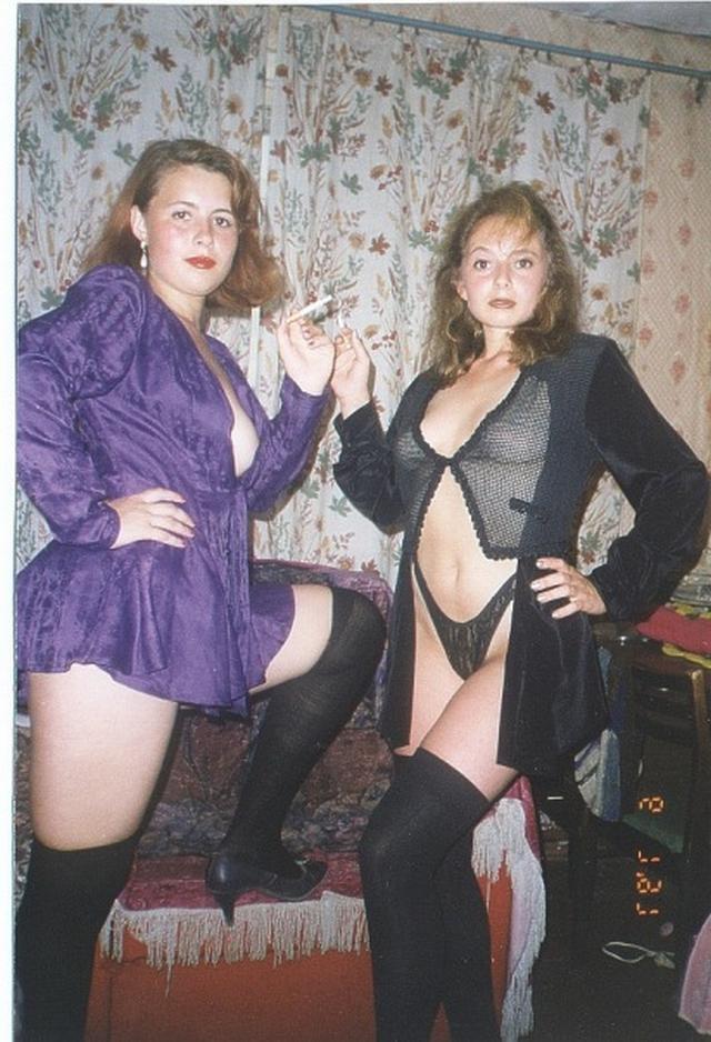 Подборка эро снимков голых девушек из СССР 10 фото