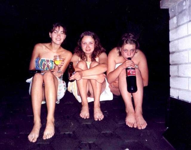Подборка эро снимков голых девушек из СССР 9 фото