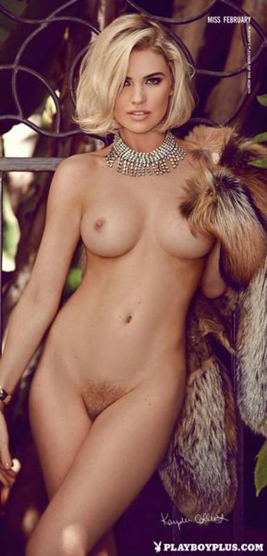 Блондинка в шубе показывает свои прелести на балконе 15 фото