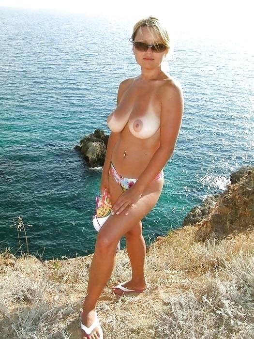 Подборка зрелых баб с большими сиськами 14 фото