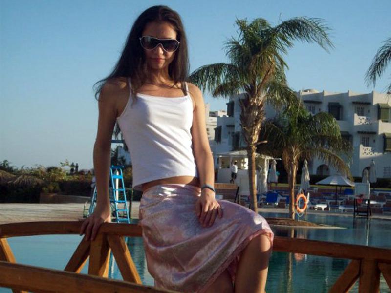 Узбекская модель из Москвы на студийных снимках и в жизни 5 фото