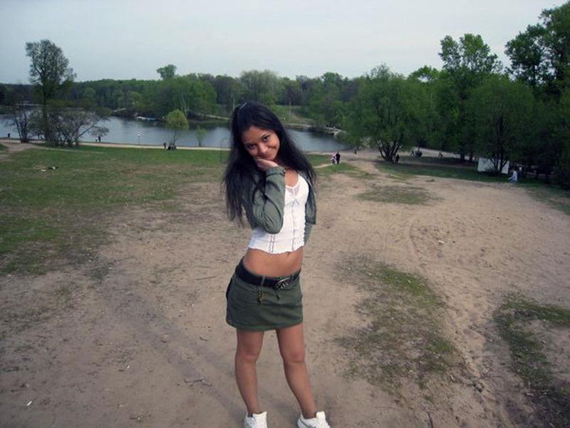 Узбекская модель из Москвы на студийных снимках и в жизни 6 фото