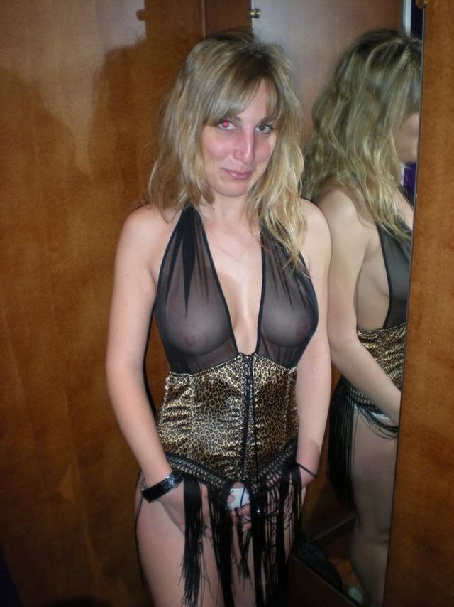 Подборка сексуальных мамочек с большой грудью и похотливым нравом 9 фото