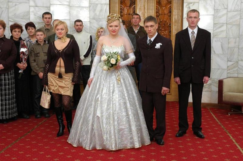 Русская пышка принимает душ при муже в первый день после свадьбы 1 фото