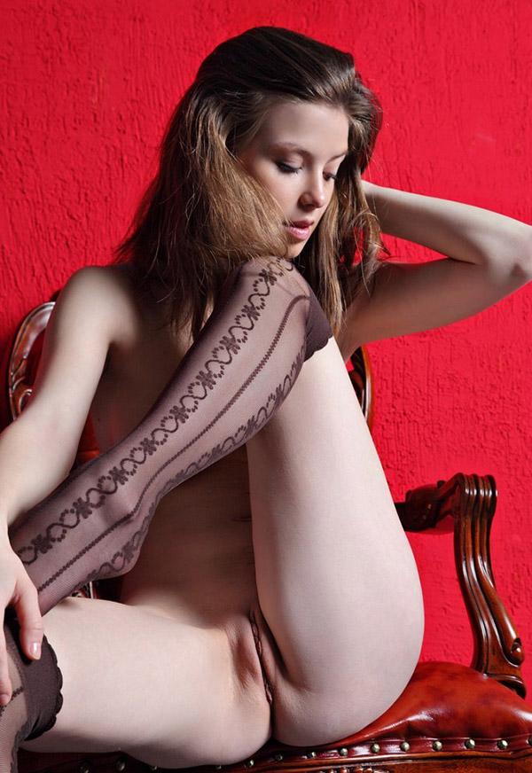 Met-Art эротика с русской моделью Anita C 8 фото