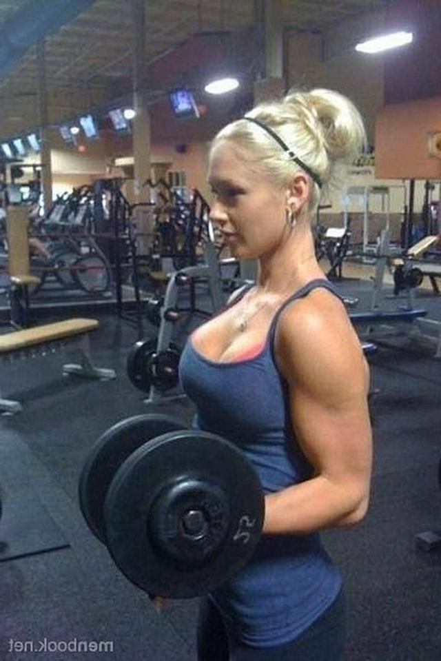 Сборник сексуальных спортсменок с подтянутыми телами 7 фото