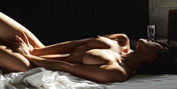 Снимки моделей НЮ из соцсети 11 фото