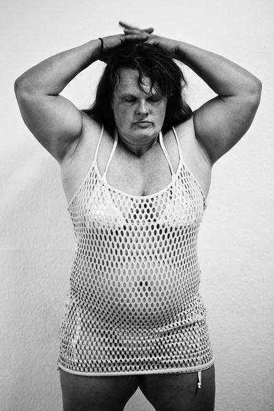 Подборка винтажных снимков борющихся женщин 1 фото