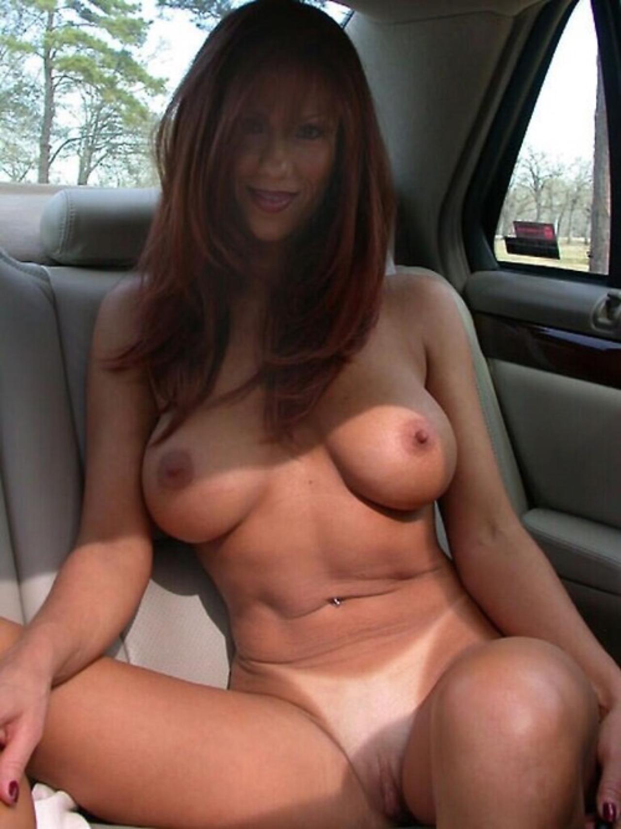 Рыжие дамочки голышом в домашних условиях 6 фото