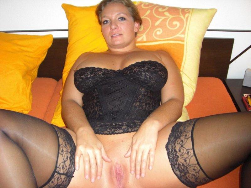 Крупная дамочка выложила свое НЮ в сеть 8 фото